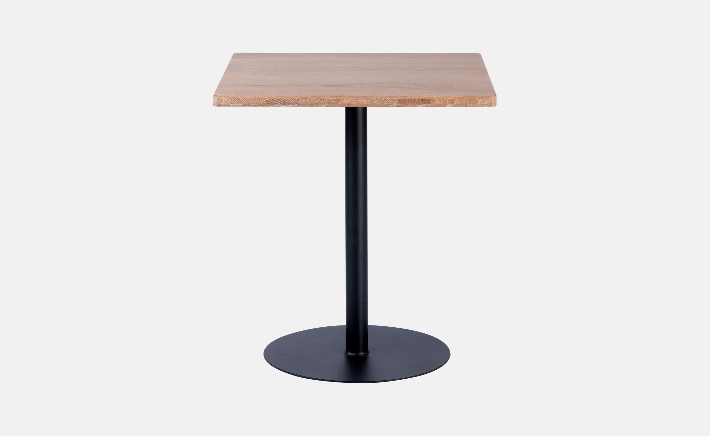 table de repas plateau bois pour restaurant agape delorme meubles. Black Bedroom Furniture Sets. Home Design Ideas