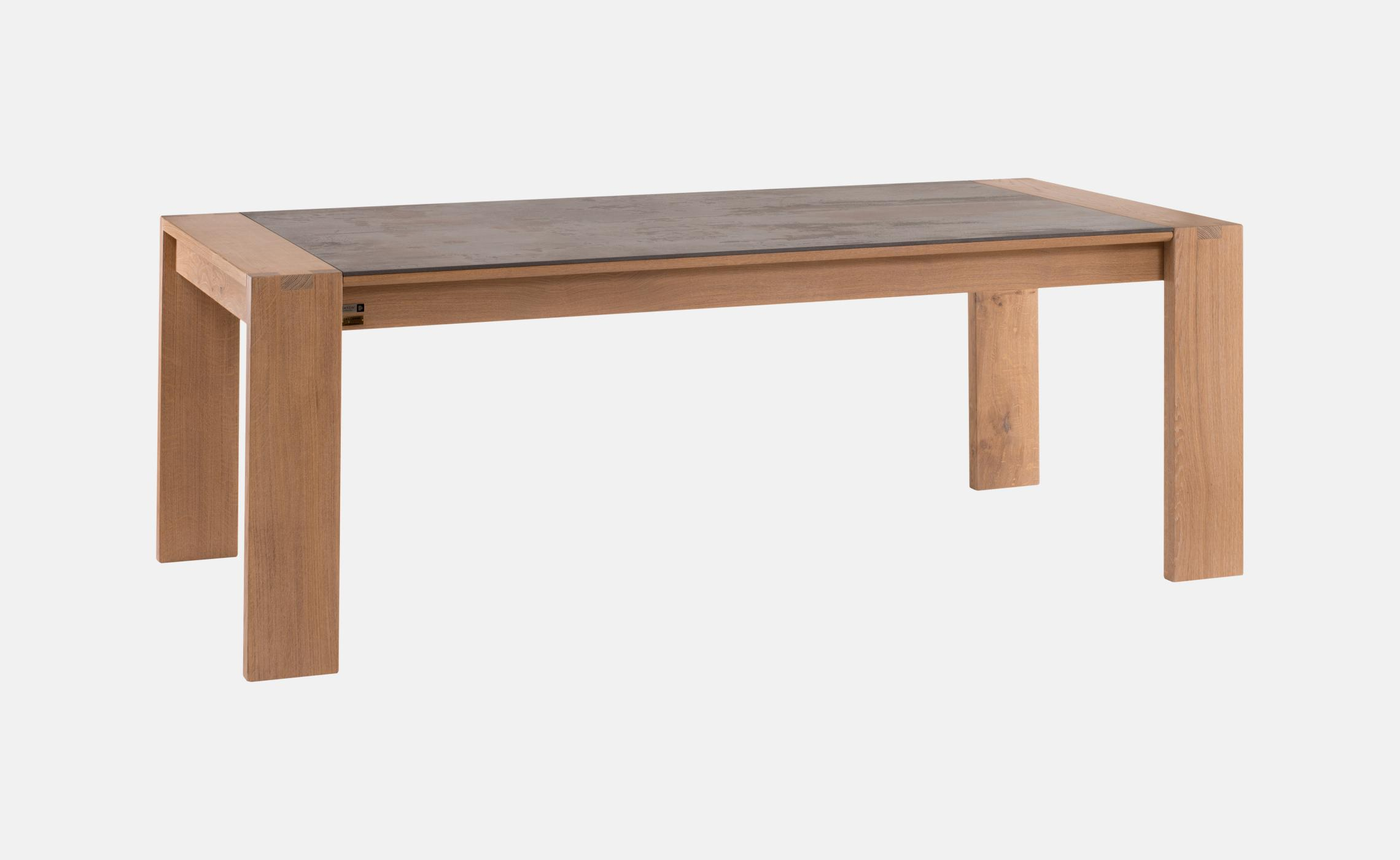 Grande table fixe dekton